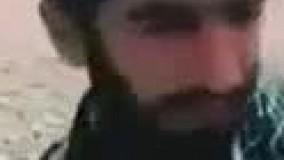 فیلم جدید از شهید محسن حججی قبل از درگیری با داعش