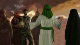 انیمیشن زیبای شهید حججی
