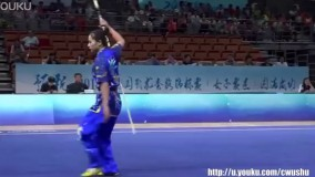 Championship 2016 - Wushu - Female - GunShu