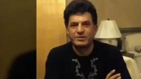 محمود شهریاری در اعتراض به اختلاس ریش خود را تراشید