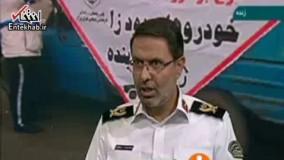 فیلم/ آغاز طرح «تشدید برخورد با خودروهای فاقد معاینه فنی و دودزا» در تهران