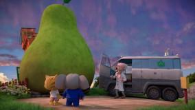 داستان شگفت انگیز گلابی بزرگ (2017) -- تریلر انیمیشن سینمایی
