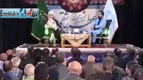 فیلم/ اخراج آقای دوربینی توسط حجت الاسلام قرائتی