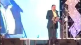 فیلم/ شوخي جنجالي حميد ماهي صفت با احمدي نژاد