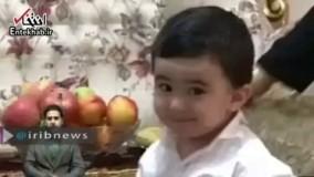 فیلم/ کودک ۱۵ ماهه اردبیلی که توانایی خواندن دارد!