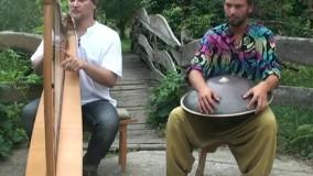موسیقی آرامش بخش (چنگ - هنگ)