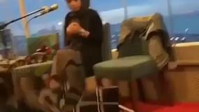 خواننده ترکیه ای که در حال گفتن مردم مردم بود واقعا مرد