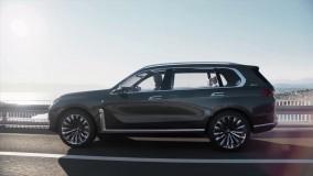BMW X7 مدل 2018