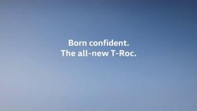 فولکس واگن T-Roc مدل 2018