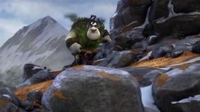 ترول: داستان یک دم (2017) -- تریلر انیمیشن سینمایی