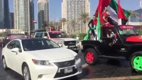 ماشین هایی از طلا در کشور قطر