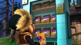 کارتون خرس های محافظ جنگل - قسمت 71