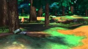 کارتون خرس های محافظ جنگل - قسمت 65