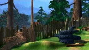 کارتون خرس های محافظ جنگل - قسمت 36