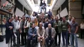 فیلم/ ابراز همدردی اکبر عبدی با زلزله زدگان کرمانشاه