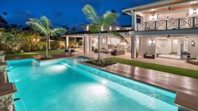 خانه لاکچری در هونولولو پایتخت هاوایی | Honolulu, Hawaii