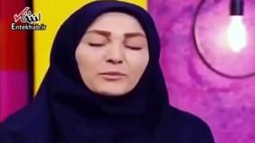 فیلم/ اشک های ژیلا صادقی برای زلزلهزدگان