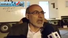 فیلم/معاون استاندار کرمانشاه: ۱۰۰ نفر در مسکن مهر کشته شدند