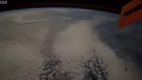 ???? ویدئو پایولو نسپولی از ایستگاه فضایی «زمین از آن بالا چه