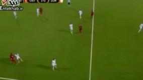 فیلم/ گلزنی تماشایی سامان قدوس در لیگ اروپا