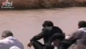 ویدئویی کمتر دیده شده از روضه خوانی سردار سلیمانی برای شهدا