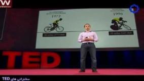 تد دوبله فارسی-ورزشکاران واقعا سریعتر بهتر و قوی تر می شوند؟