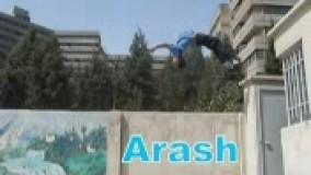 پارکورکارهای ایرانی