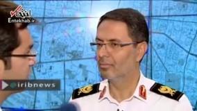 فیلم/ اظهارات رئيس پليس راهور درباره تخلف رانندگی بازيکنان استقلال