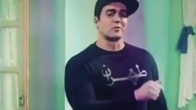فیلم رقص شاد و مهران غفوریان با علی صادقی و پوریا پورسرخ