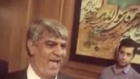 توضیحات امینی به محسن هاشمی درباره ثبتنام درانتخابات...