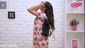 سه مدل مو برای دختران نوجوان