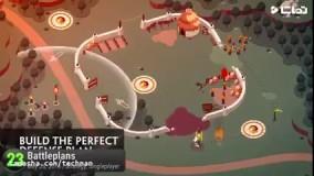 25 بازی استراتژیک برتر اندروید