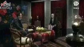 فیلم/ هدیه عجیب امیرحسین رستمی به مژده لواسانی!