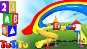 کلیپ کودکانه تو تی تو  پیش دبستانی 11- آموزش رنگ ها