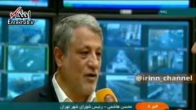 محسن هاشمی: زلزله دیشب، مانوری بود که خداوند ایجاد کرد