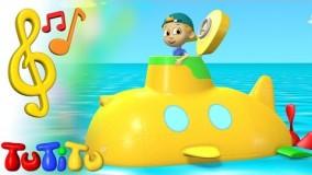 دانلود رایگان کارتون تو تی تو -آهنگ کودکانه و اسباب بازی 3