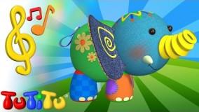 دانلود رایگان کارتون تو تی تو -آهنگ کودکانه و اسباب بازی 12