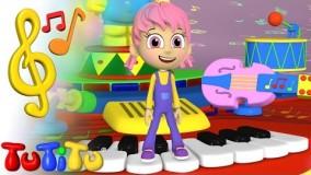 دانلود رایگان کارتون تو تی تو -آهنگ کودکانه و اسباب بازی 8