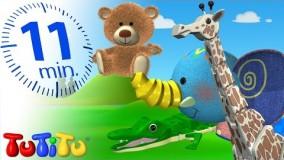 دانلود رایگان کارتون تو تی تو -آهنگ کودکانه و اسباب بازی 13