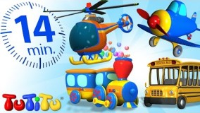 دانلود رایگان کارتون تو تی تو -آهنگ کودکانه و اسباب بازی 21