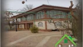 فروش باغ ویلای بینظیر در کهنز کد1223