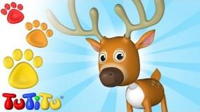 ویدیوهای آموزشی تو تی تو - اسباب بازی جانوران 35