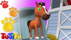 ویدیوهای آموزشی تو تی تو - اسباب بازی جانوران 32