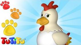 ویدیوهای آموزشی تو تی تو - اسباب بازی جانوران 48