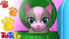 ویدیوهای آموزشی تو تی تو - اسباب بازی جانوران 36