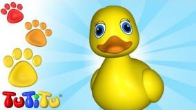 ویدیوهای آموزشی تو تی تو - اسباب بازی جانوران 49
