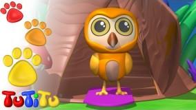 ویدیوهای آموزشی تو تی تو - اسباب بازی جانوران 46