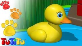 ویدیوهای آموزشی تو تی تو - اسباب بازی جانوران 45