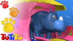 ویدیوهای آموزشی تو تی تو - اسباب بازی جانوران 56