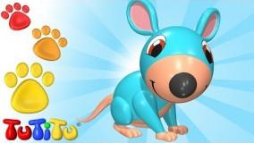 دانلود تو تی تو جدید - اسباب بازی جانوران 9